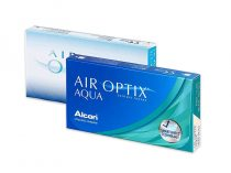 Air Optix Aqua (6 lenti)
