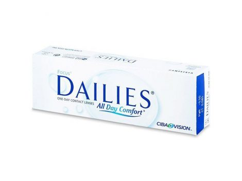 Focus Dailies All Day Comfort (30 lenti)
