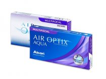 Air Optix Aqua Multifocal (6 lenti)