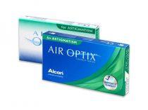 Air Optix for Astigmatism (3 lenti)