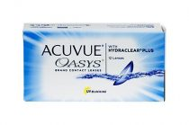 Acuvue Oasys with Hydraclear Plus (12 lenti)