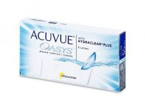 Acuvue Oasys with Hydraclear Plus (6 lenti)