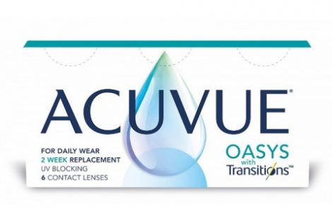 Acuvue Oasys with Transitions (x6)