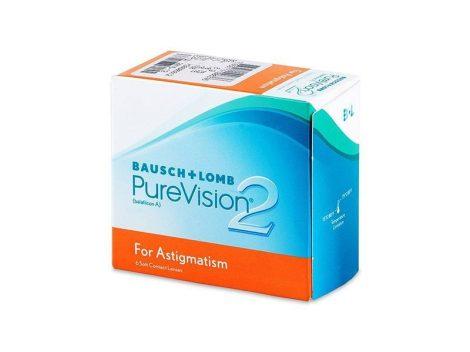 PureVision 2 Toric (6 lenti)